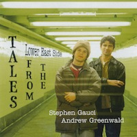 tales from the lower east side cd pic