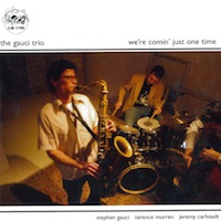 we're comin' just one time cd pic